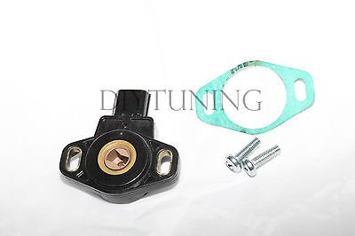 THROTTLE POSITION SENSOR TPS 03 05 Accord  Element ALL K24A1 4 CYL K24