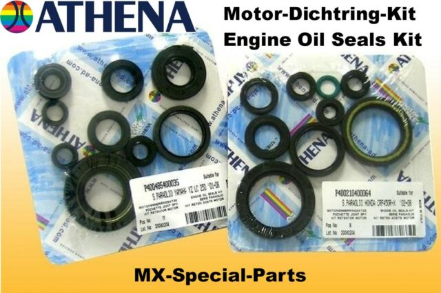 ATHENA MOTOR GASKET SET SET Engine oil seals kit SUZUKI RMZ RM-Z 250 2004-06
