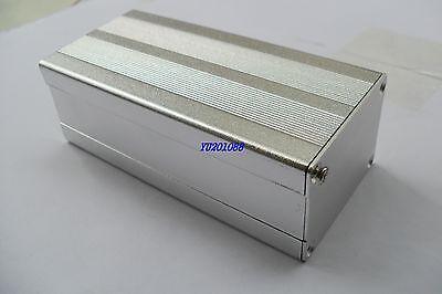DIY Aluminum Project Box Enclosure Case Electronic 110x51x38mm(L*W*H)