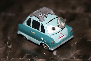 DISNEY-PIXAR-CARS-2-PROFESSOR-Z-SHIP-WW-LOOSE