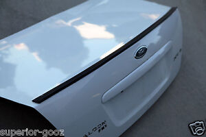 Spoiler Bobtail Lip For Ford Falcon BA BF Fairmont /Fairlane Rear Boot Lid
