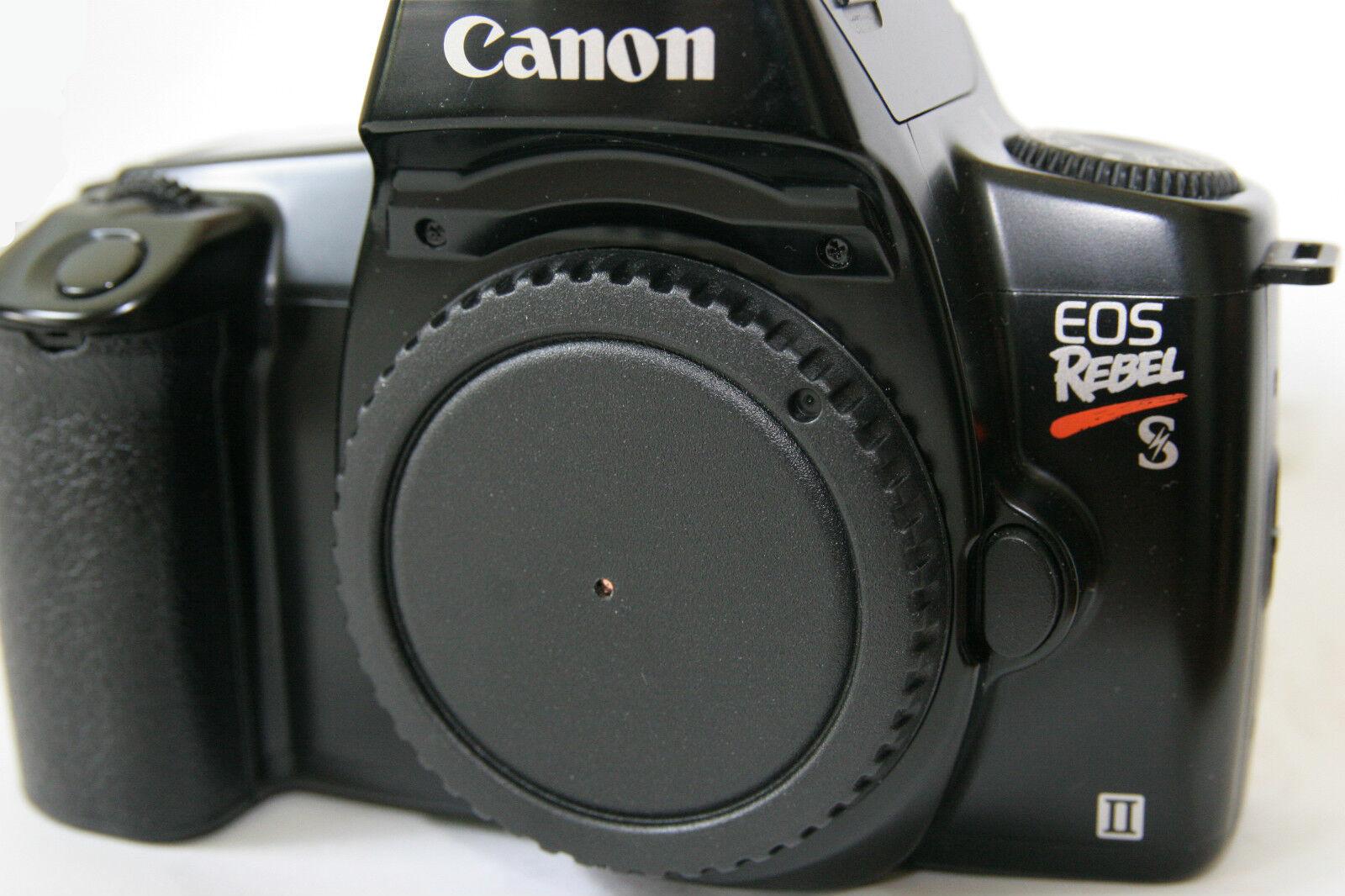 Canon Eos Premium Dustless Pinhole Lens Body Cap Camera Lomo Rebel T4i