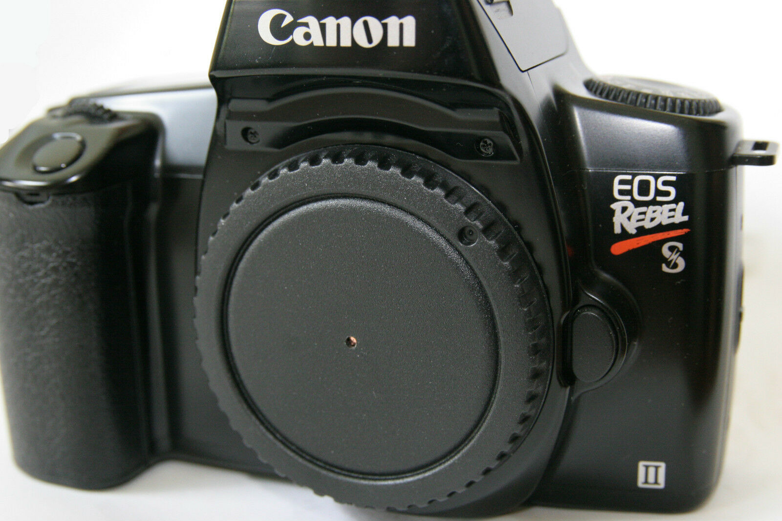 Canon Eos Dustless Pinhole Lens Body Cap Camera Photography Lomo Rebel T4i Ect