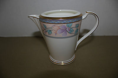 Noritake   Embassy Suite  9756 Discontinued Actual 1988 1998 Creamer