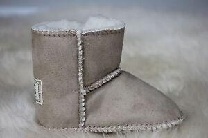Baby Ugg Boots Colour Beige Size Medium (M)