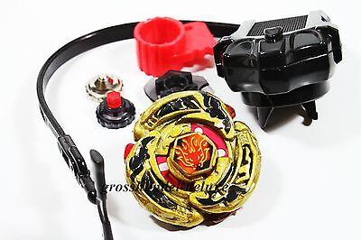 4 D Kreisel für Beyblade Metal Masters Arena L-Drago Gold  D4 Bayblade