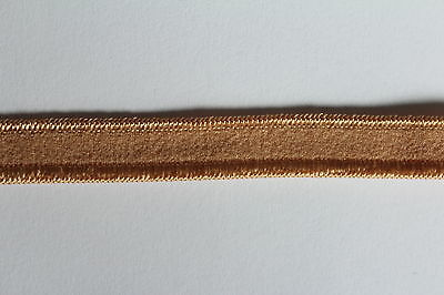 Gummiband caramel 10 Meter MN30 nur 22 Cent/m