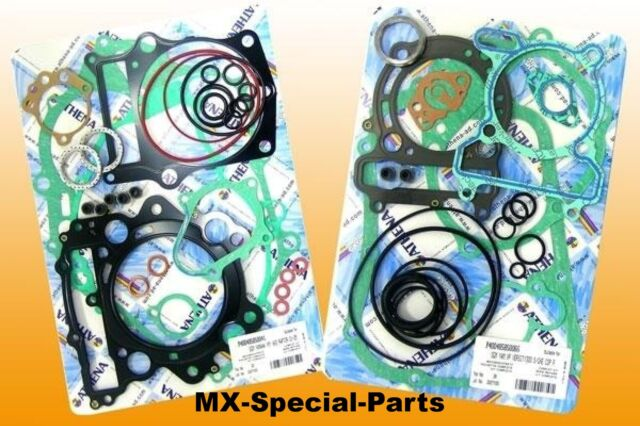 ATHENA Engine Seal Set Complete KTM EXC 400-450 530 XC-W Complete Gaskets Kit