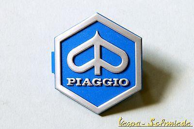 VESPA Emblem Piaggio - PX Lusso PK XL XL2 T5 Cosa ET2 ET4 Automatica FL HP 6-Eck