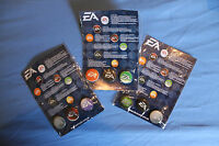 Set 9 Spille Pins Electronic Arts - Ea Sports - Ea Games - Nuovo - Rare - -  - ebay.it