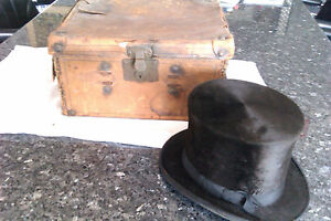 1850-TOP-HAT-OPPOSITE-EQUITABLE-TAYLOR-BALTIMORE-VINTAGE-ANTIQUE-BEAVER-OR-SEAL