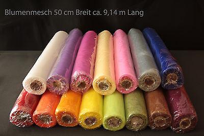 Blumenmesch - 50cm Breit Clever-Seller24