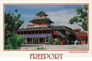 International-Bazaar-Freeport-Grand-Bahama-The-Bahamas-Postcard
