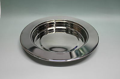 Stainless Steel Communion Bread Tray  Unstackable        New