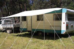 Caravan RV Awning Annexe Motorhome Camper SUN Shade 6 0 ...
