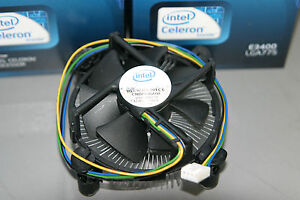New Original Intel Socket  775 CPU Cooling Fan and Heatsink E97375-001