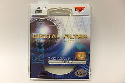 Kenko UV Filter Multi Coated Neuware 62mm  online kaufen