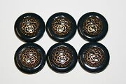 Vintage Brass Buttons