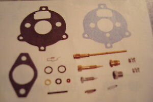Carburetor Kit 7hp and 8Hp Briggs and Stratton 398235 rebuilt kit   (49991 )