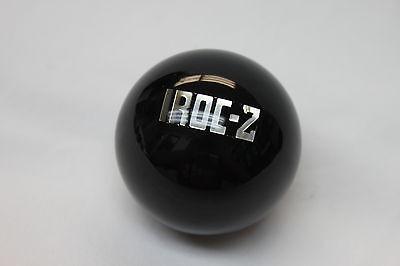 Camaro Iroc-z Ebedded Black Shift Knob 2.25