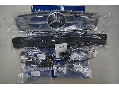 Mercedes Benz C Class C250 C300 C350 Sports Grille Conversion Kit Genuine w204