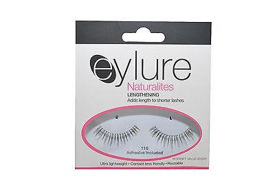 ae4bfa2d7d8 ... EAN 5011522005386 product image for Eylure Naturalites Fake Eyelashes  False Eye Lash 116 Lengthening | upcitemdb