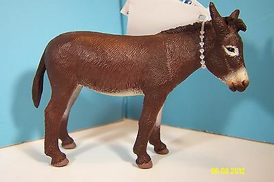 Safari LTD Farm Animals-Donkey Figurine-New