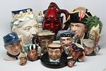 Your Guide To Buying Royal Doulton Character Jugs