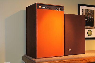 Huntley Audio Burnt Orange Fabric For Jbl Studio Monitor Speakers 108 X 66
