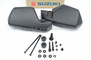 New-Genuine-Suzuki-Hand-Guard-Set-04-11-DL650-V-Strom-OEM-See-Notes-V01