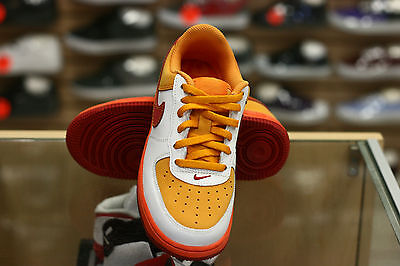 NIKE AIR FORCE 1 (PS) KIDS SIZE 12