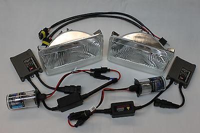 Camaro Iroc Z28 Rs Hid Headlight Conversion Kit W/ Housings