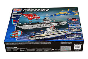 MEGA-BLOKS-PRO-BUILDER-SET-Inc-KITTYHAWK-9780-BATTLESHIP-9760-BLUE-THUNDER-9743