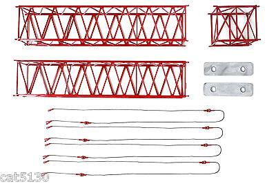 Manitowoc 4100w Crane Boom Extension Kit - 1/50 - Twh 049a-01117