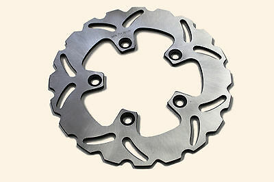 Suzuki Sv S 650 Sv650 2003-2009 Rear Brake Rotor Disc Pro Factory Braking on Sale