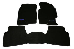 Mazda 6,Tailored Car mats, AUS MADE, Warranty, Embroidered Logo