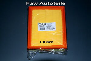 PA062-FILTRO-DE-AIRE-lx622-Elementos-VW-PASSAT-3b2-3b3-3b5-3b6-Audi-Skoda