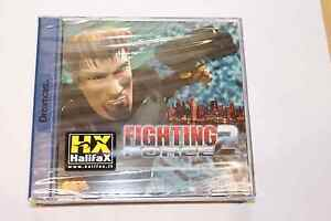 Fighting Force 2  Sega Dreamcast UK PAL New Factory Sealed