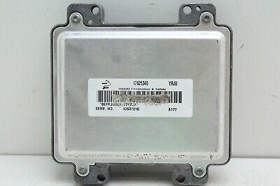 07-09 Chevrolet Trailblazer Engine Computer ECU ECM PCM 12607096