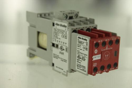 Allen Bradley Ab 700s-cf530djc Guardmaster Safety Contactor