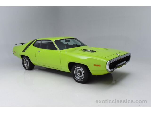Plymouth : Road Runner 1971 plymouth road runner
