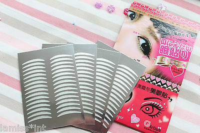 Double Eyelid 128 Streifen Tape Schlupflid-Weg Augenlid-Lifting 'schmal' stripes