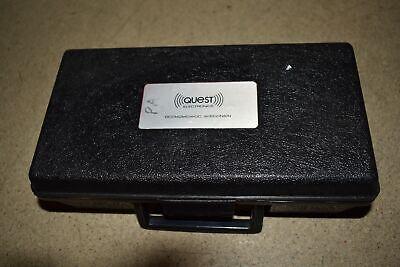 Quest Electronics Model 211afs Permissible Sound Level Meter W Case