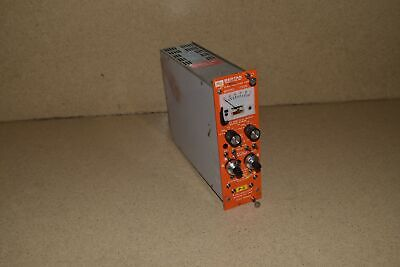 Bertan 5kv High Voltage Supply Model 1755n Nim Bin Module Tp285