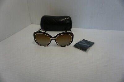 Damen Chanel Neu Sonnenbrille 6045 T 55/19 Polarisiert