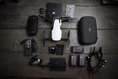 DJI Mavic Air Fly More Combo - Foldable, Pocket-Portable Drone - Onyx Black...