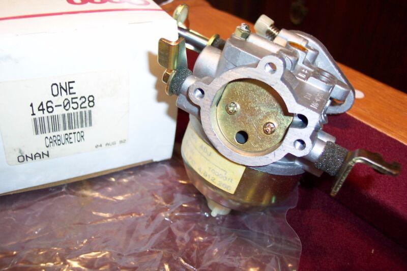 146-0528 Carburetor Fits Bgm Onan 146-0528 Nikki Nos