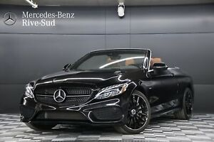 2018 Mercedes Benz C-Class 300 4MATIC CABRIOLET, NIGHT PACKAGE
