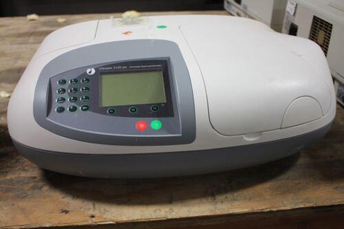 Ultrospec 2100 pro UV/Visible Sectrophotometer