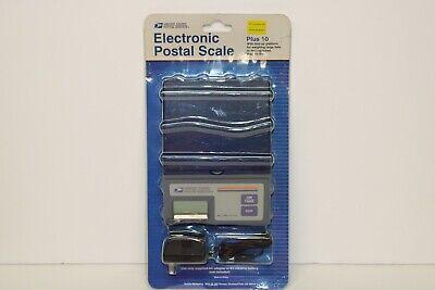 Usps 10 Lb Electronic Postal Scale Plus 10 - New Sealed